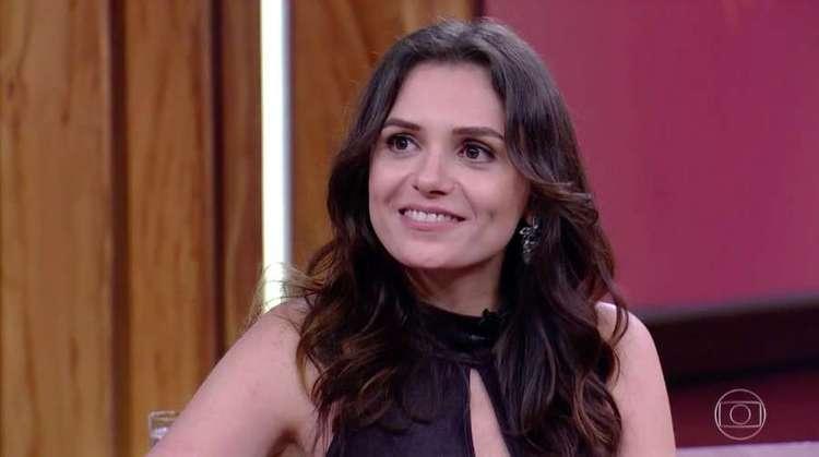 A atriz e apresentadora Monica Iozzi, ex-Vídeo Show (Foto: reprodução)