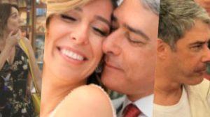 Natasha Dantas, esposa de William Bonner, tem se mostrado um pouco mais nas redes sociais (Foto: Instagram/AgNews)