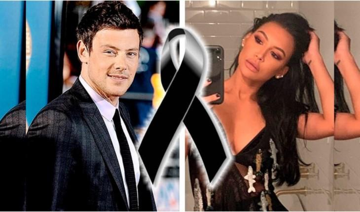 Corpo de Naya Rivera é encontrado no mesmo dia da morte do ator Cory Monteith (Foto: Reprodução)