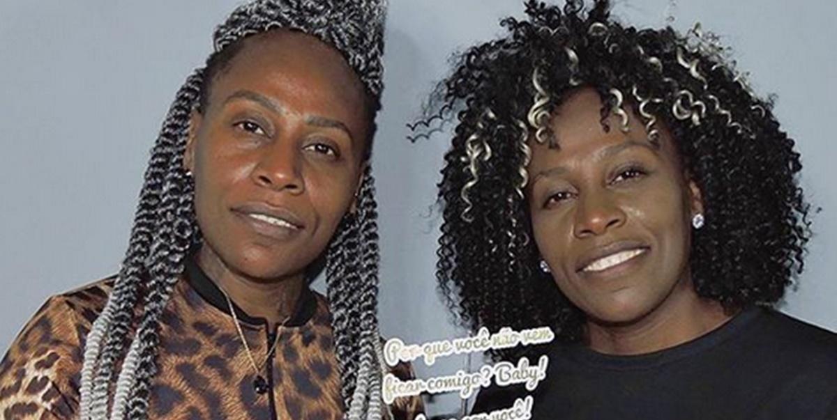 Empresária: Pepê e Neném estão envolvida em grande polêmica com empresárias (Foto: Reprodução)