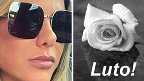 Poliana Rocha lamentou morte da tia (Foto: Montagem/TV Foco)