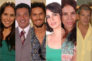 Prova de Amor foi um grande sucesso na tela da Record TV (Foto: Montagem)