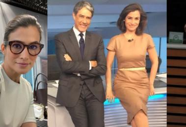 Renata Vasconcellos, Bonner, Marido misterioso (Foto: Montagem)