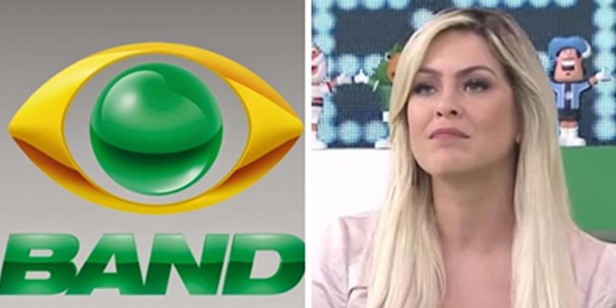 Renata Fan teve futuro na Band definido (Foto: Montagem/TV Foco)
