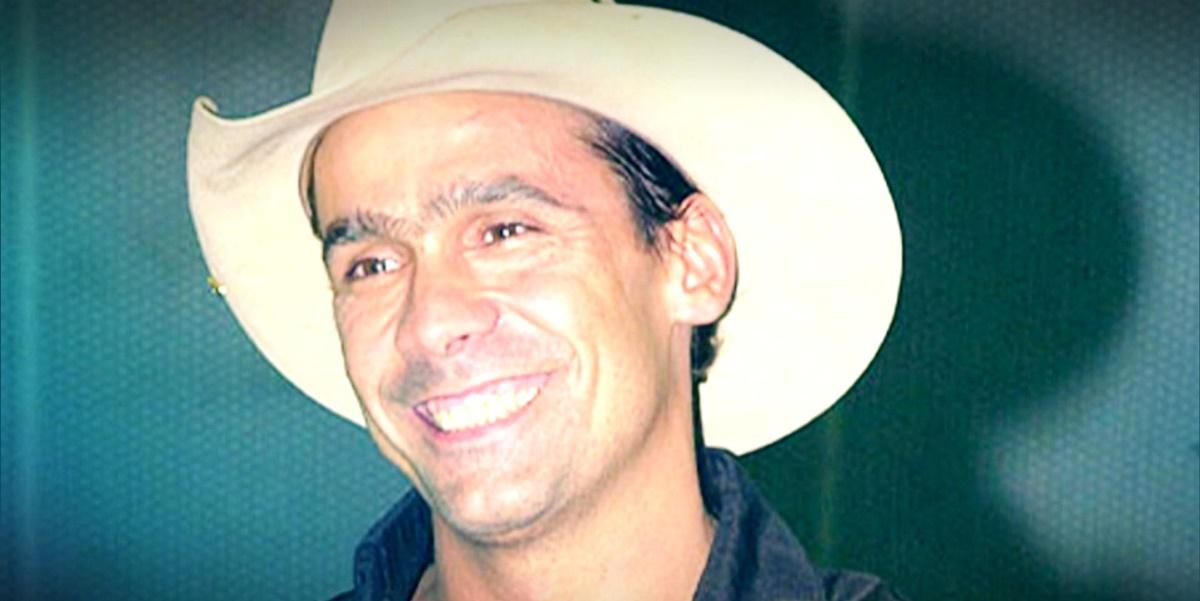 Rodrigo Cowboy sofreu falência após ter vencido o BBB2 (Foto: Reprodução)