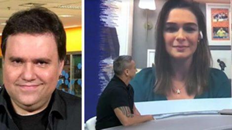 Rodrigo Rodrigues morreu aos 45 anos (Foto: Montagem/TV Foco)