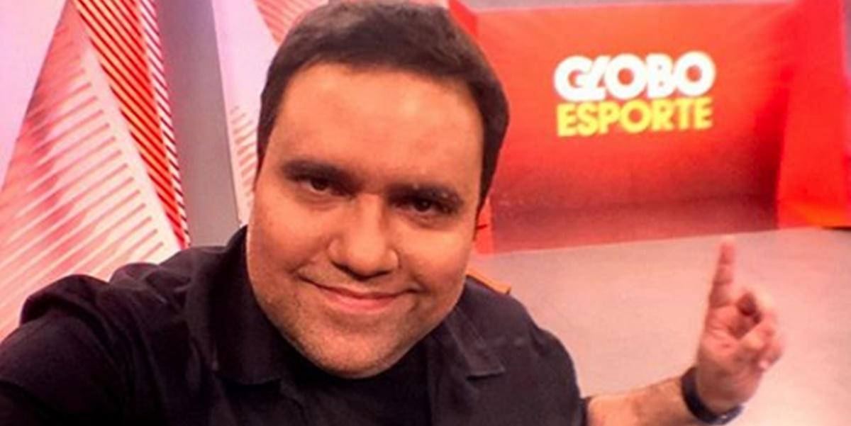 Vírus: Rodrigo Rodrigues está internado em hospital no Rio de Janeiro (Foto: Reprodução)
