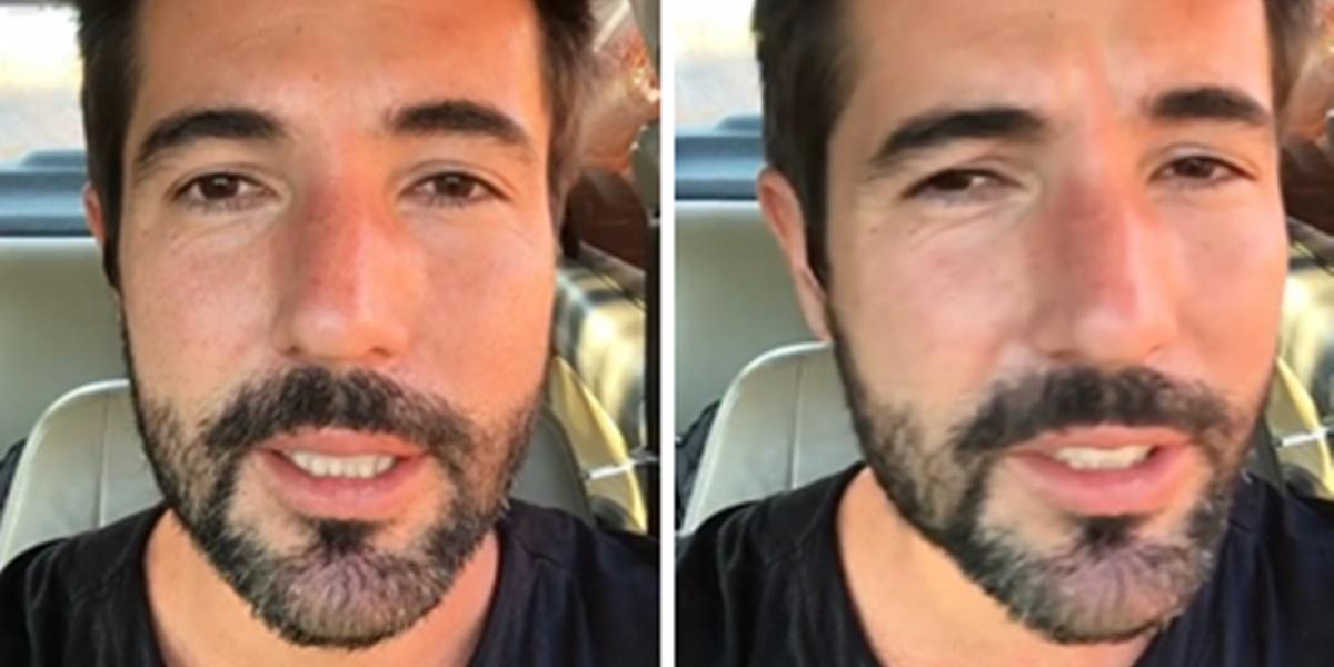 Jéssica Costa: Sandro Pedroso mandou recado espiritual aos seus seguidores (Foto: Montagem/TV Foco)