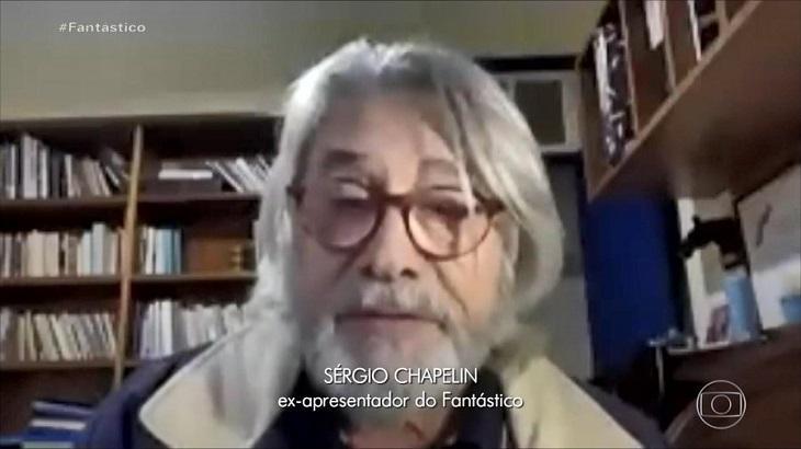 Sérgio Chapelin (Foto: Reprodução)
