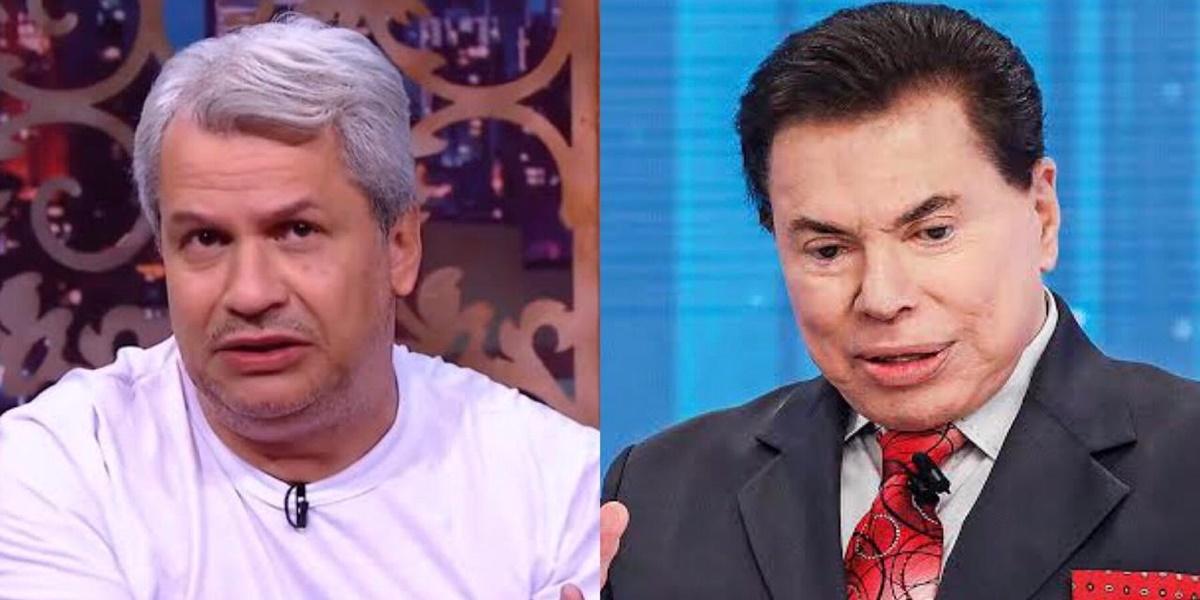 Sikêra Jr, Silvio Santos