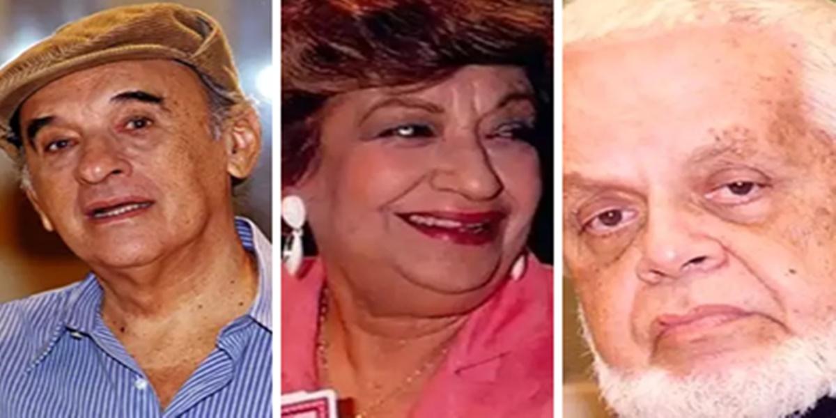 Globo: Atores da novela Vale Tudo que já morreram (Foto: Montagem/TV Foco)