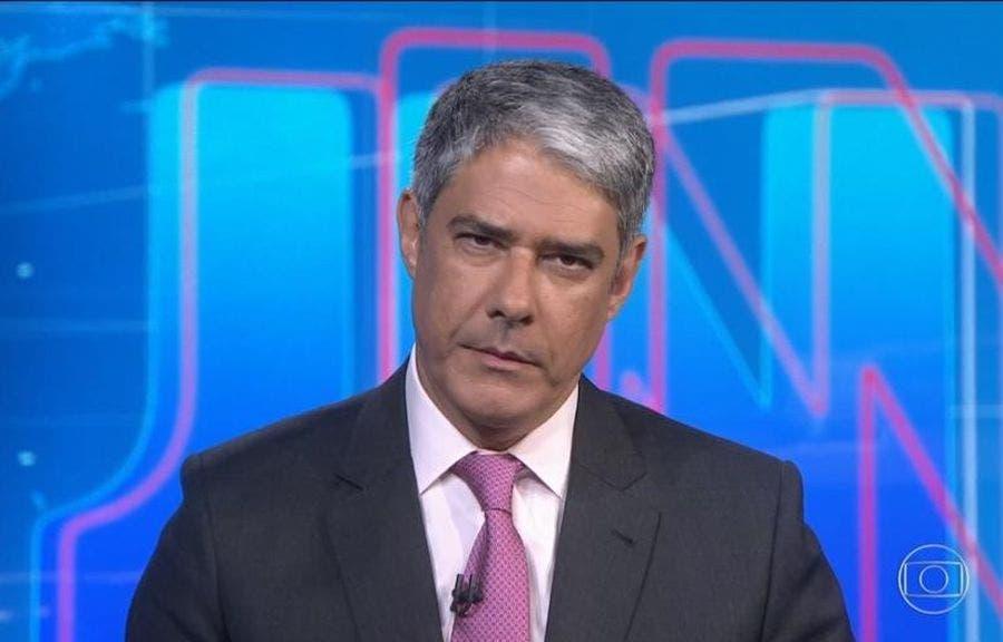 William Bonner deu notícia devastadora no Jornal Nacional (Foto: Reprodução)