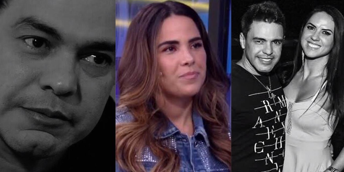 Wanessa, Zezé Di Camargo, Graciele Lacerda