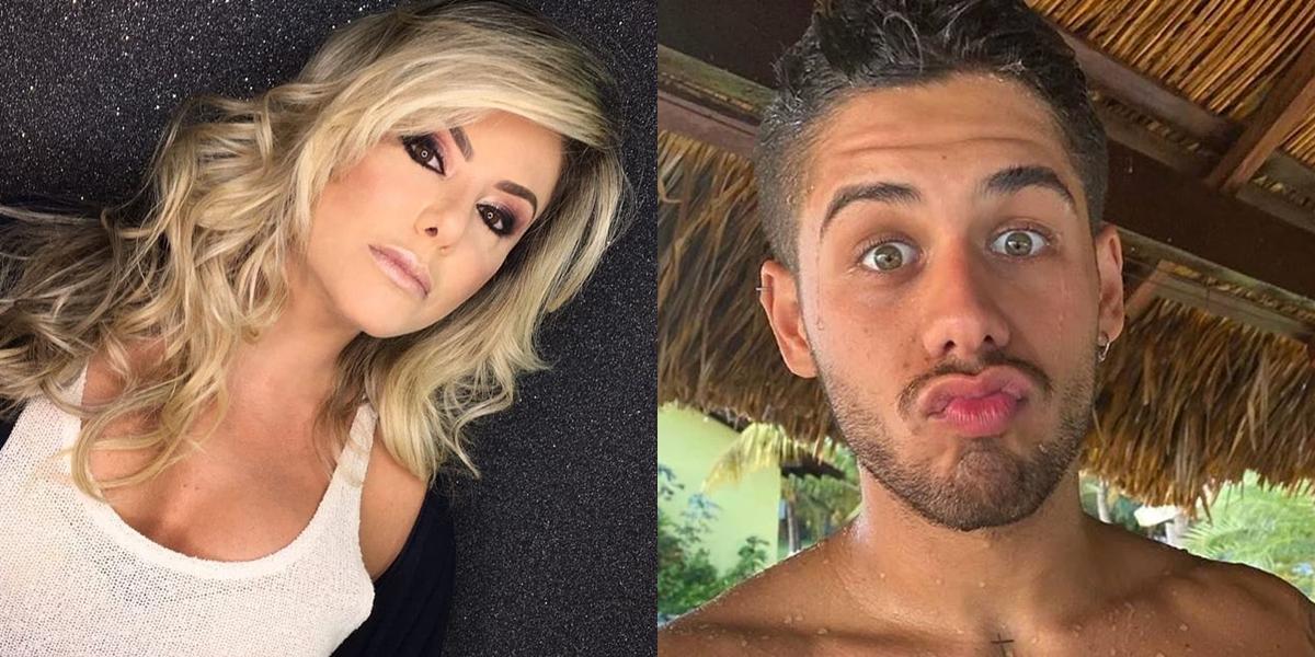 Zé Felipe e Poliana Rocha