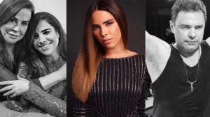 Zilu, Wanessa, Zezé Di Camargo