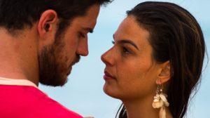 Zeca (Marco Pigossi) e Ritinha (Isis Valverde) em A Força do Querer (Foto: Globo/Estevam Avellar)