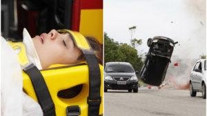 Amália sofre grave acidente na novela Fina Estampa - Foto: Montagem