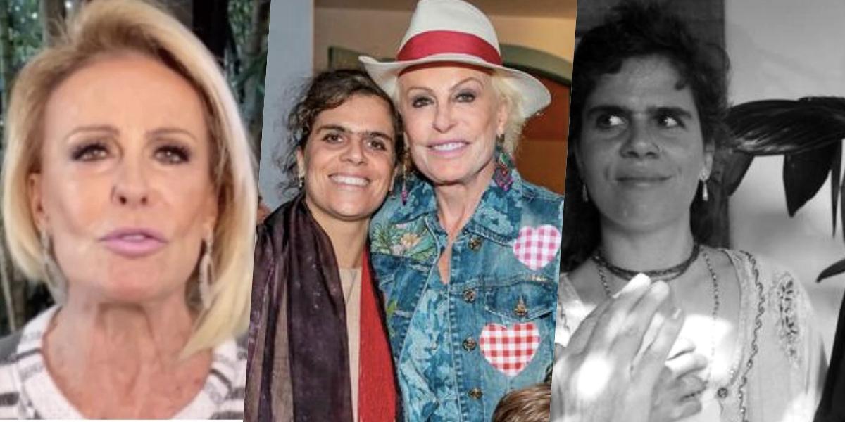 Mariana Maffeis é filha de Ana Maria (Foto: montagem)