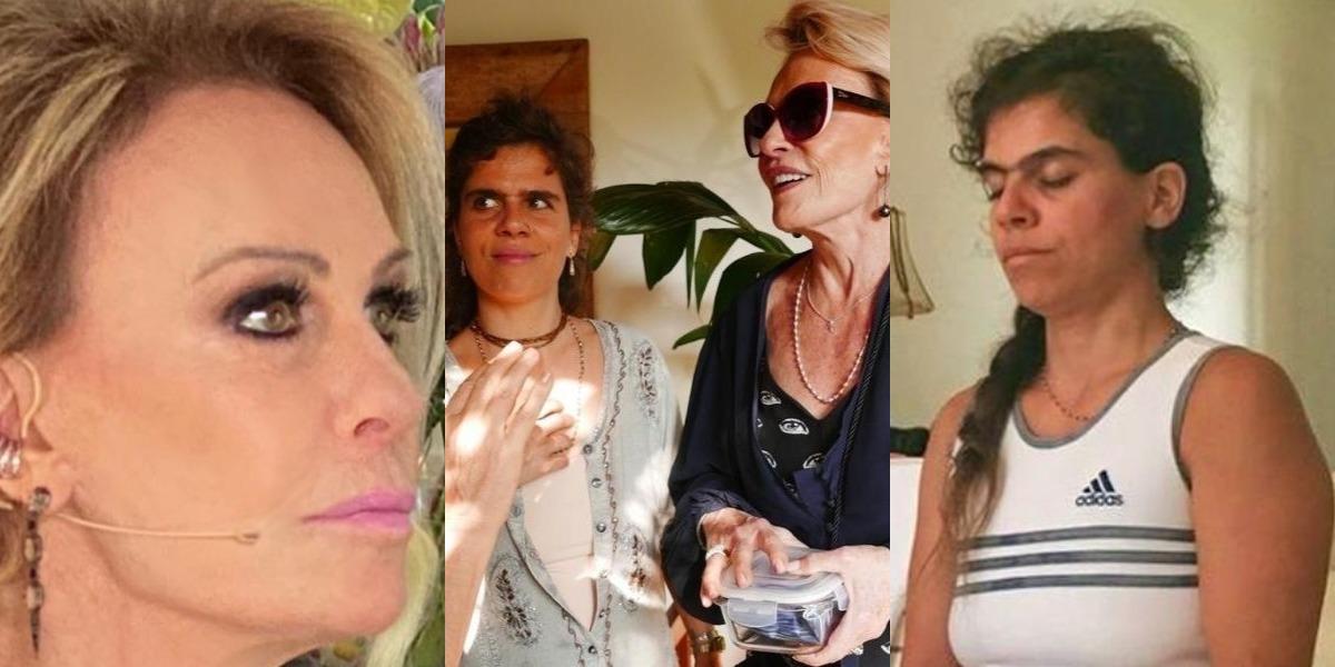 Ana Maria Braga recebeu o apoio de Mariana Maffeis durante sua luta contra um câncer (Foto: Reprodução/Instagram)