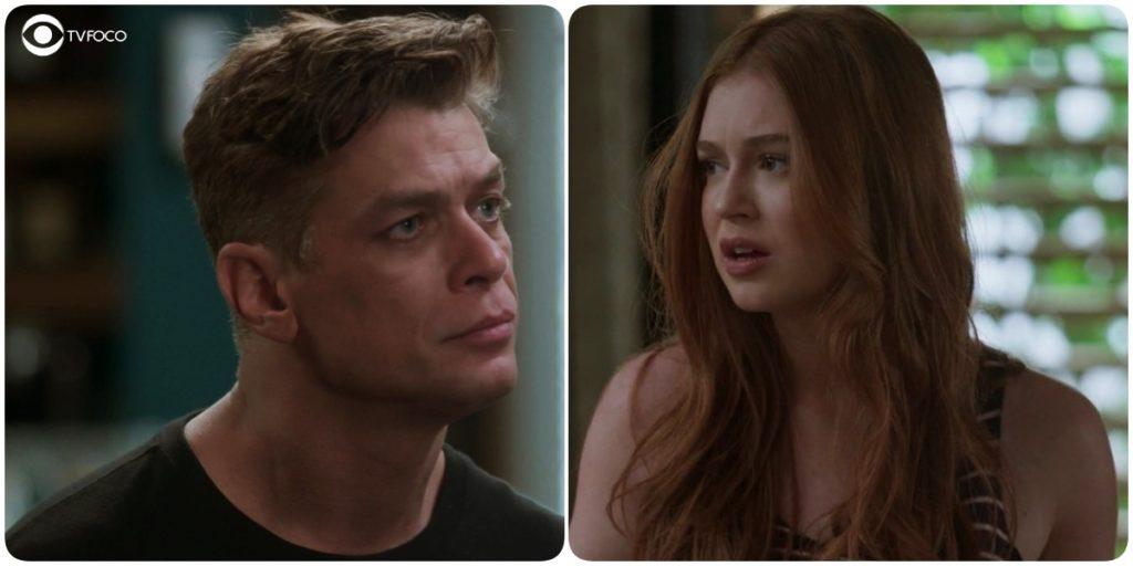 Arthur e Eliza terão confronto em Totalmente Demais