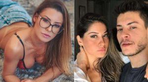 Aricia Silva foi apontada por Mayra Cardi como amante de Arthur Aguiar (Foto: Reprodução)