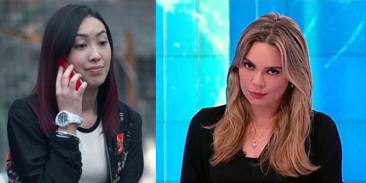 Malhação: Viva a Diferença e SBT Brasil foram destaques de audiência (Foto: Reprodução/TV Globo/SBT)