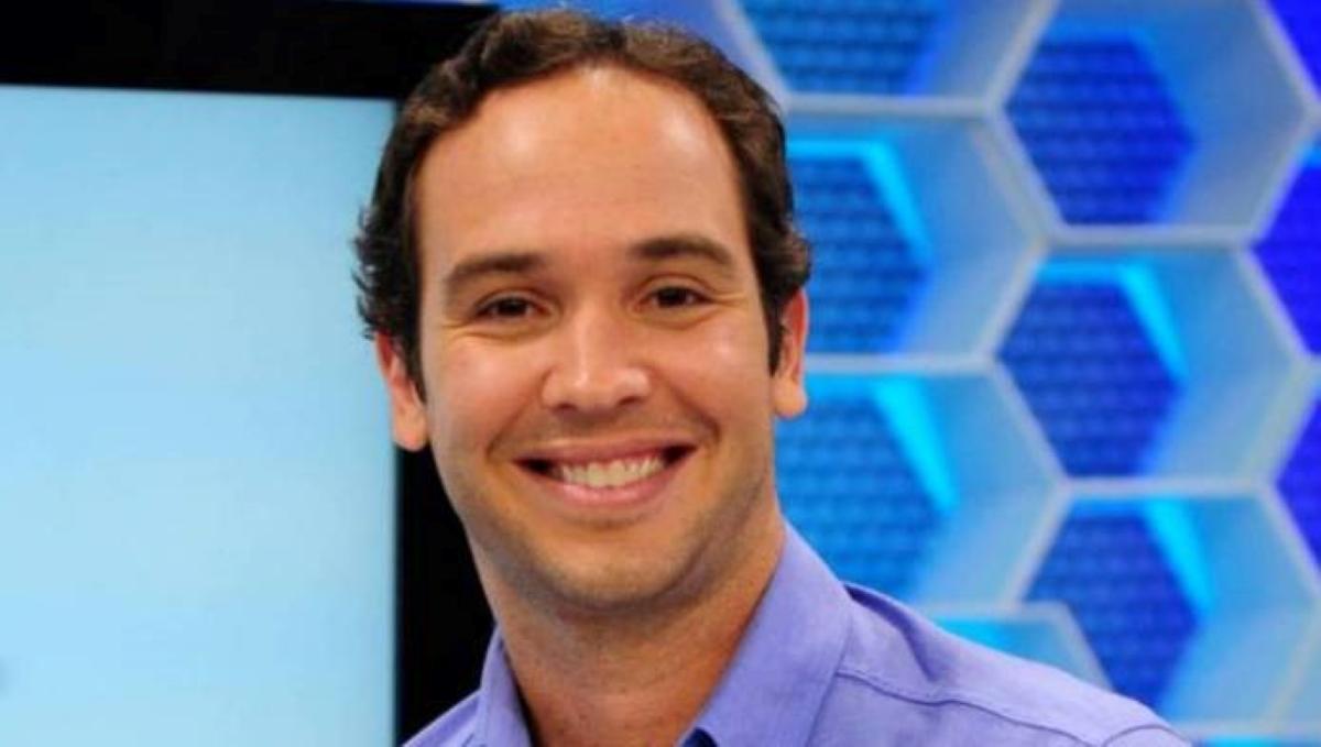 Caio Ribeiro vira piada após comentário na Globo (Foto: Reprodução)