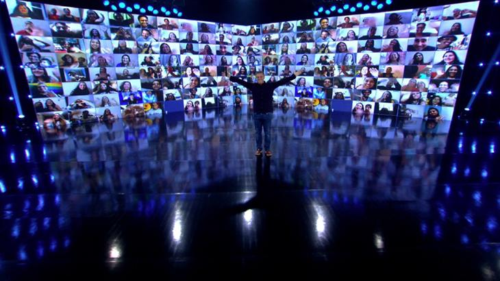 Caldeirão do Huck retoma as gravações na Globo (Foto: Divulgação/Globo)