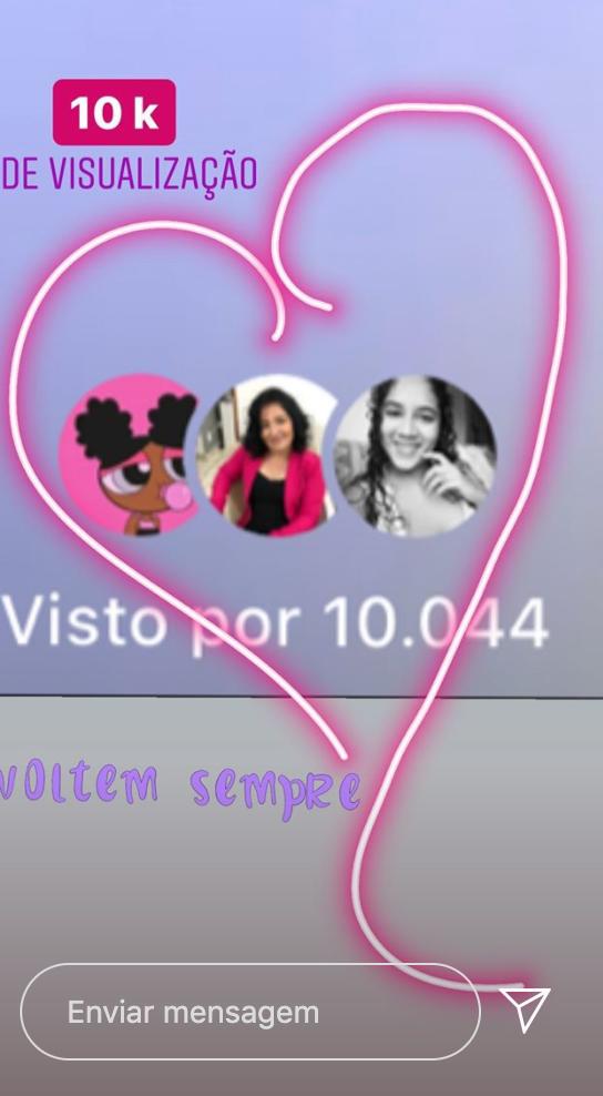 Captura de tela Stories Isabella Arantes, ex de Zé Felipe (Foto: Reprodução)