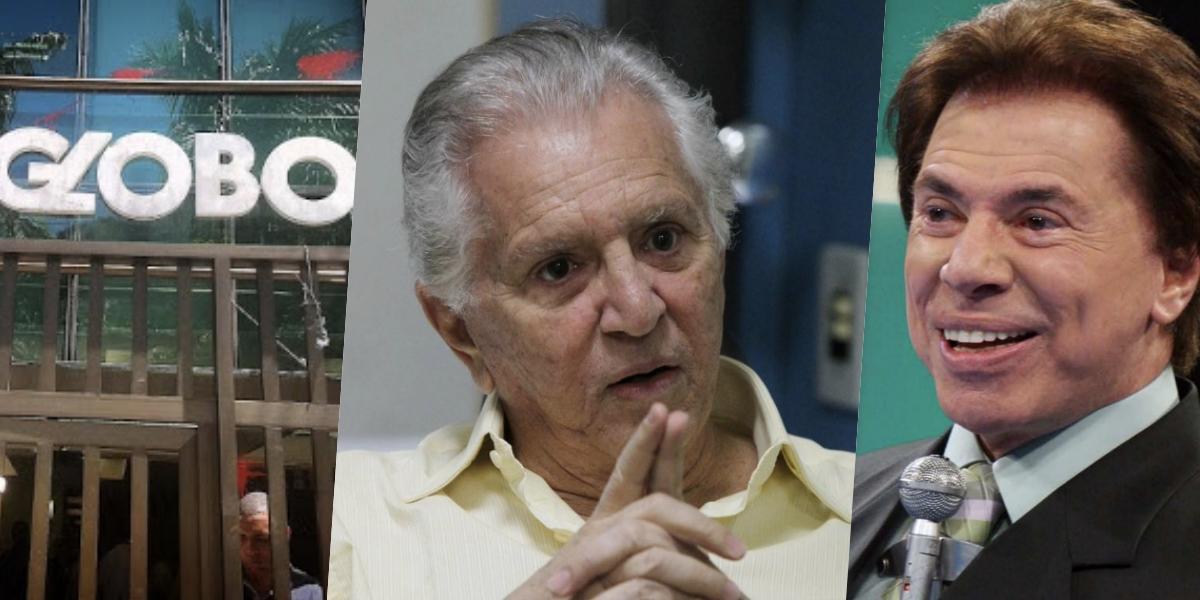 Carlos Alberto comentou sobre uma briga do passado (Foto montagem: TV Foco)