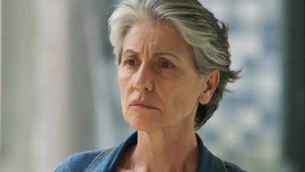 Cássia Kiss é atriz da Globo (Reprodução)