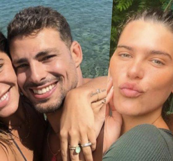 A esposa do ator Cauã Reymond, Mariana Goldfarb, compartilhou um ritual em seu Instagram (Foto montagem: TV Foco)