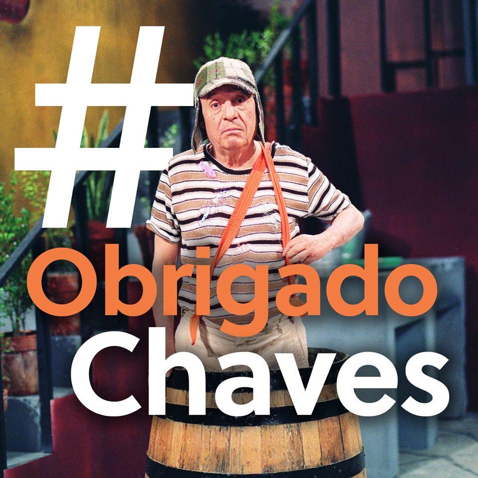 Chaves deixou de ser exibido pelo SBT após 36 anos (Foto: Reprodução)