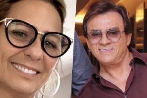 Chitãozinho viu seu nome envolvido em uma polêmica por conta da ex-esposa (Foto montagem: TV Foco)