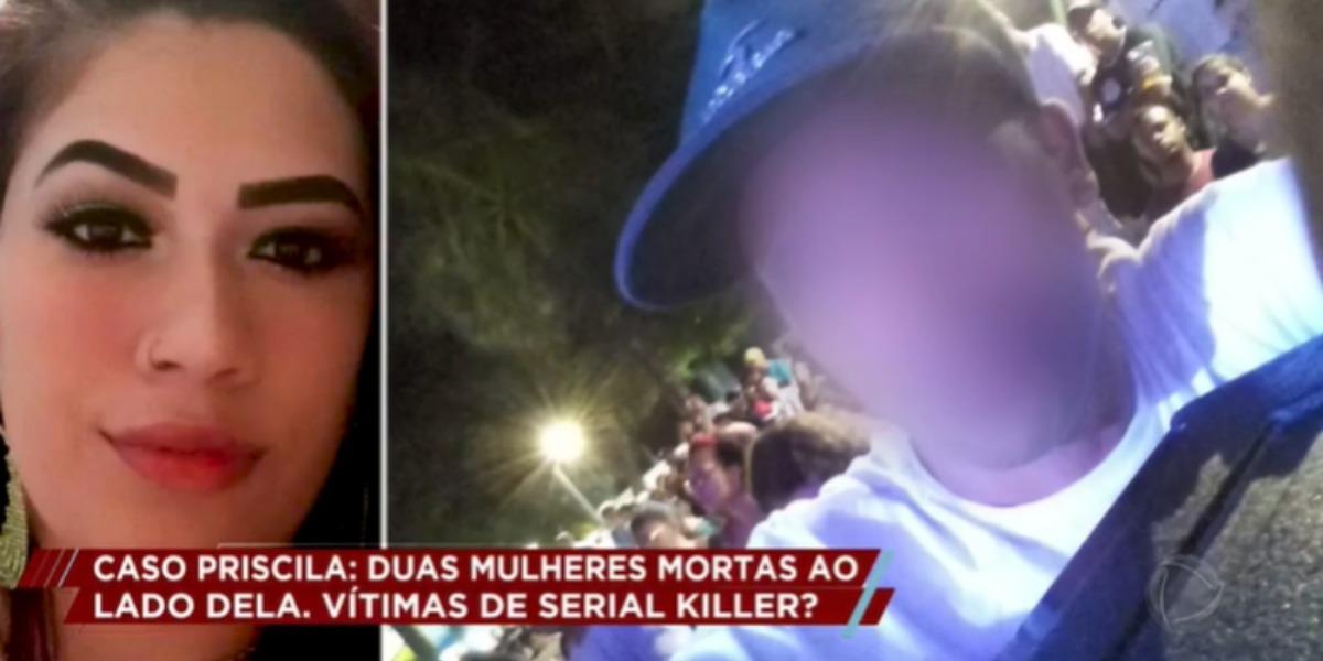 Escândalo envolvendo o Cidade Alerta tem suspeito identificado na TV (Foto: Reprodução/Record)