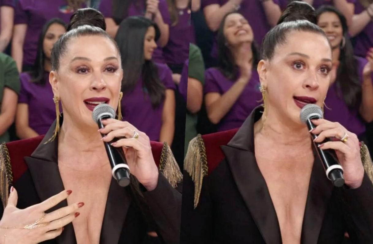 A atriz Claudia Raia foi denunciada por conselho de medicina - Foto: Reprodução