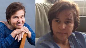 Cláudia Rodrigues sofre de esclerose múltipla e está internada (Foto: Reprodução/Instagram)