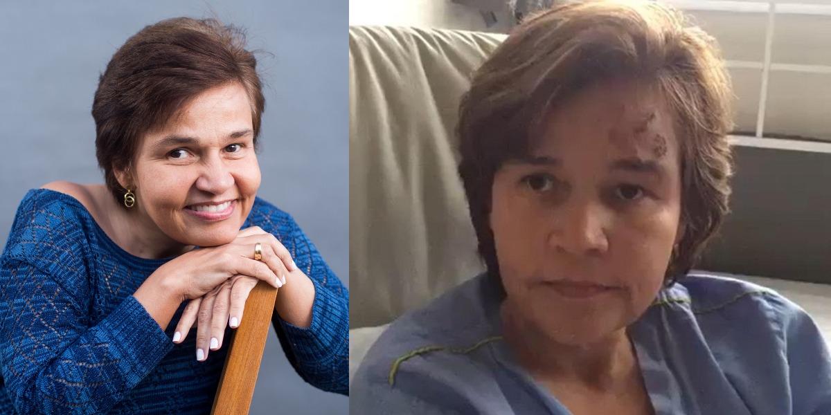 Claudia Rodrigues sofre de esclerose múltipla e está internada (Foto: Reprodução/Instagram)