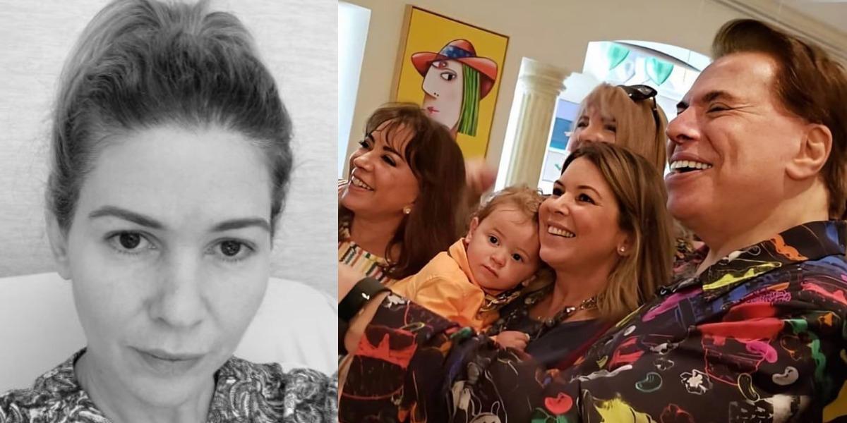 Daniela Beyruti, filha de Silvio Santos, fará série de pregações (Foto: Reprodução/Instagram)