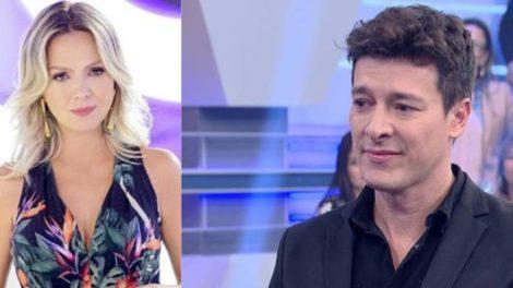 Eliana ganha de Rodrigo Faro na audiência (Foto: Reprodução/SBT/Record)