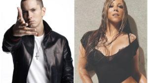 Eminem revela ejaculação precoce com Mariah Carey (Foto: Reprodução)