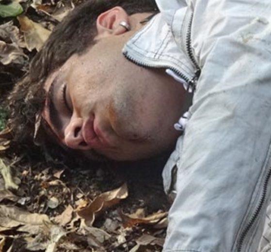 Antenor (Caio Castro) fica em estado grave após acidente em sequestro em Fina Estampa (Foto: Reprodução/Globo)