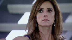 Tereza Cristina (Christiane Torloni) será encurralada pela irmã de Marcela (Suzana Pires) em Fina Estampa (Foto: Reprodução/Globo)