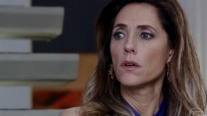 Tereza Cristina (Christiane Torloni) terá crime revelado na frente da polícia em Fina Estampa (Foto: Reprodução/Globo)