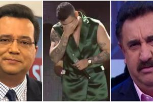 Gusttavo Lima, Ratinho e Geraldo Luís