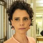 Malu Galli (Lídia) em Amor de Mãe; atriz não terá contrato renovado e foi dispensada pela Globo (Foto: Reprodução/Globo)