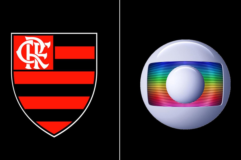 Após briga com o Flamengo, a Globo voltou atrás em decisão - Foto: Montagem