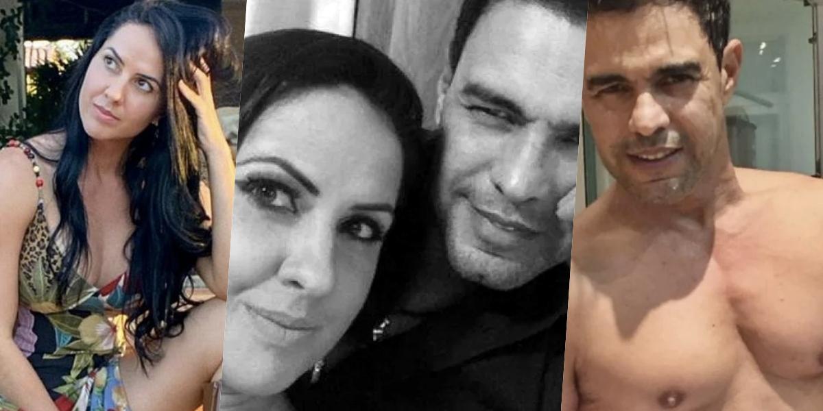 Graciele Lacerda, noiva de Zezé, comentou sobre uma grande mudança em sua vida (Foto montagem: TV Foco)