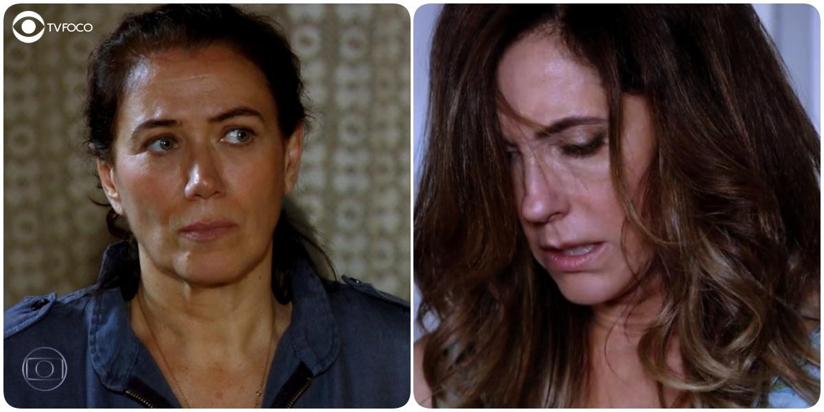 Tereza Cristina vai ser destruída por Griselda em Fina Estampa