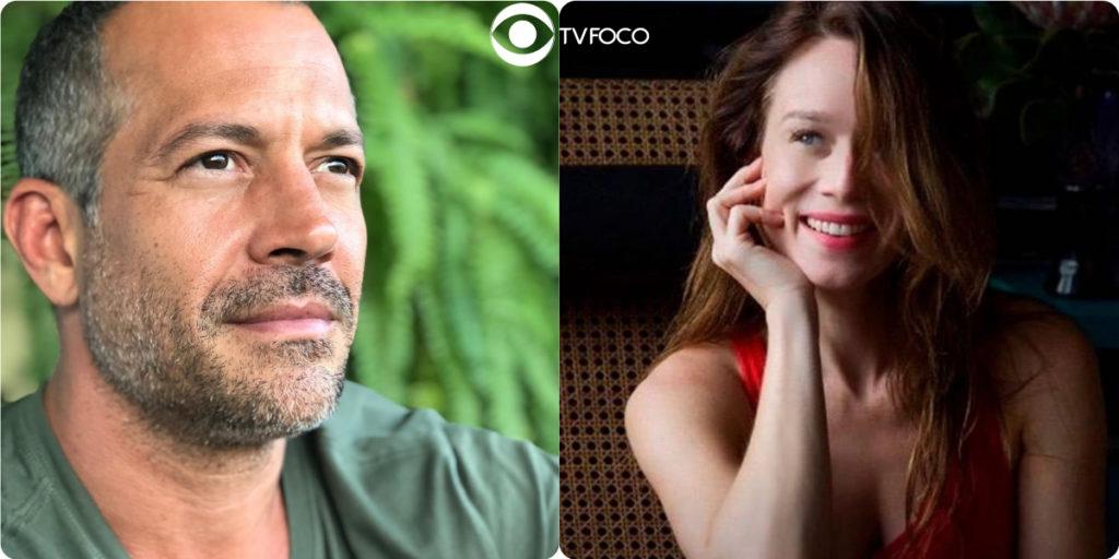Malvino Salvador e Mariana Ximenes formam par romântico em Haja Coração